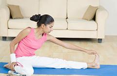 剖腹产后做瑜伽能瘦肚子吗 介绍两种产后瑜伽