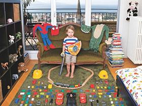 摄影师纪录:世界各地的澳门最新博彩娱乐大全和他们的玩具