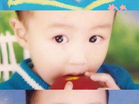 王俊凯成长相册 真的是从小帅到大