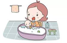 新生儿的这个部位很脆弱,再脏也不能随便洗