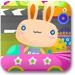 复活节的兔兔
