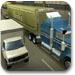 大型卡车找茬