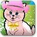 打扮酷酷猫咪