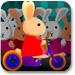 小兔子打气球3