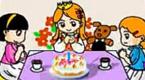 祝你生日快乐