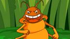 蚂蚁扛蜈蚣