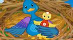 爱欢笑的小鸟