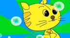 爱打扮的小花猫