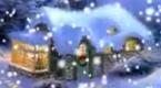圣诞节的雪