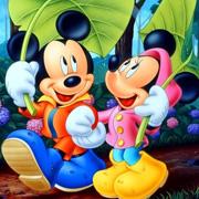 迪士尼英文歌曲