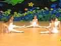 学龄前幼儿形体舞训