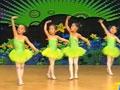 学龄前幼儿形体舞训练29