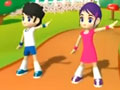 韩国幼儿舞蹈动画教学视频9