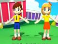 韩国幼儿舞蹈动画教学视频11