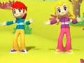 韩国幼儿舞蹈动画教学视频12