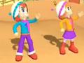 韩国幼儿舞蹈动画教学视频13