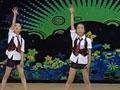 少儿时尚街舞教学欣赏2