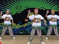 少儿时尚街舞教学欣赏4
