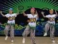 少儿时尚街舞教学欣赏5