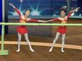 少儿基础舞蹈训练教程25