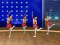 少儿基础舞蹈训练教程36