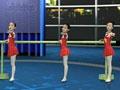 少儿基础舞蹈训练教程48