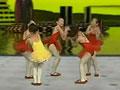 少儿基础舞蹈训练成品舞8