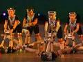 中国舞等级考试教材第十级3
