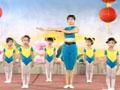 少儿形体舞蹈训练2