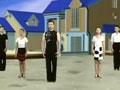 少儿拉丁舞蹈教学2