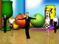少儿拉丁舞蹈教学11