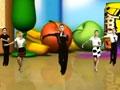 少儿拉丁舞蹈教学12