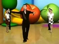 少儿拉丁舞蹈教学13