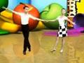 少儿拉丁舞蹈教学15