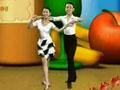 少儿拉丁舞蹈教学16