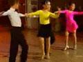 少儿拉丁舞表演11