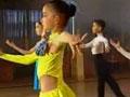 少儿拉丁舞表演8