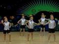 幼儿现代舞演示2