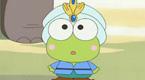大眼蛙的阿拉丁和神灯