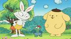 布丁狗的龟兔赛跑