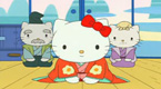 凯蒂猫的竹林公主
