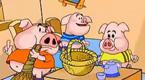 第一只小猪拜牛为师