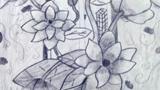 美丽的玉兰花