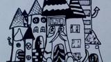 儿童画城堡图片大全-霸气的城堡