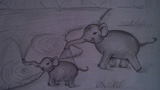 小象和大象