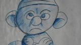 蓝色小精灵