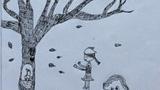冬天的大树