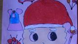装扮成圣诞老人