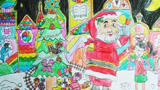 圣诞老人到了