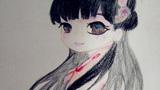 大眼睛女孩